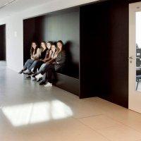 ügyviteli ügyintéző szakos tanulók csoportképe