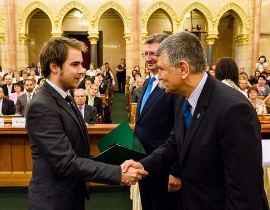 Szakmasztár díjátadó a parlamentben