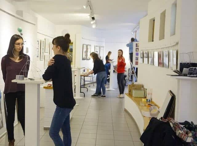 Nyitott Mappa kiállítás