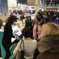 Turisztika szakos hallgatóink az Utazás Kiállításon