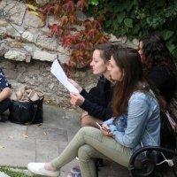 pedagógiai szakos tanulóink a Kódolás hete rendezvényen