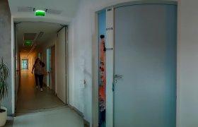 Számalk-Szalézi SZG 1. emelet épület