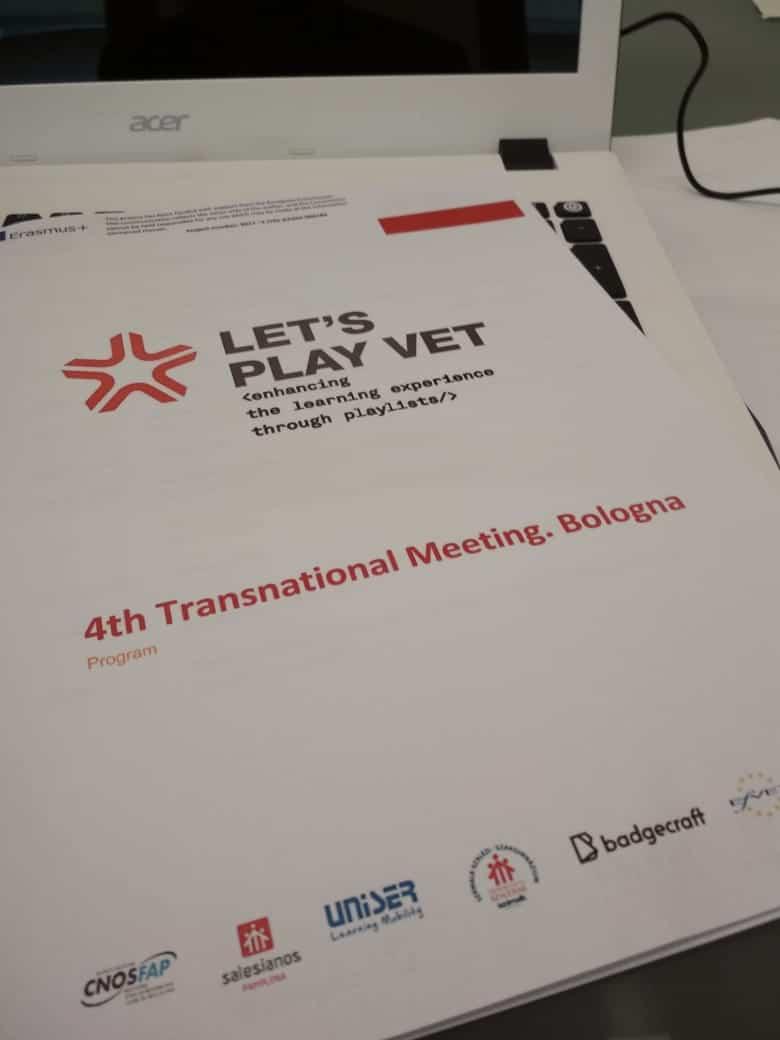 Let's Play VET találkozó Bologna