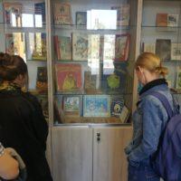 pedagógiai szakos tanulóink múzeumlátogatáson